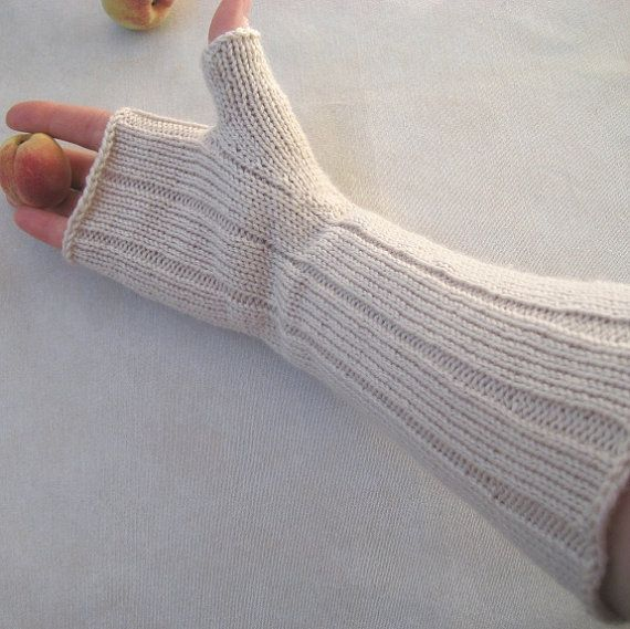 cashmere mitts, perfect for a winter wedding