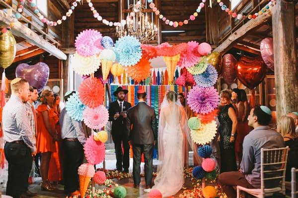 Ruffled - photo by http://larahotz.com/ - http://ruffledblog.com/australian-polo-club-wedding/