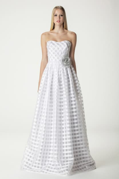 Aria bridal dorothy gown