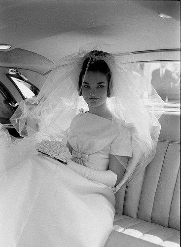 60's veil